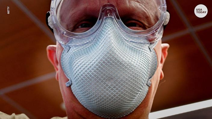 Why the new homemade face mask fad won't protect you from coronavirus