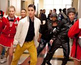 """<p>You would think artists would be flattered to have their songs covered on <em>Glee</em>, but...not always. The show's creator got into a <a href=""""https://www.rollingstone.com/culture/culture-news/glee-creator-blasts-kings-of-leon-drummer-for-insulting-tweet-246579/"""" rel=""""nofollow noopener"""" target=""""_blank"""" data-ylk=""""slk:Twitter feud with Kings of Leon"""" class=""""link rapid-noclick-resp"""">Twitter feud with Kings of Leon</a>, claiming they """"missed the big picture"""" when they rejected the show's request to use their song.</p>"""