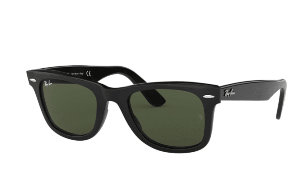 "<p>Ray-Ban Original Wayfarer, $154, <a href=""https://rstyle.me/+sUIIsZhFwS06SGvhMZEJvA"" rel=""nofollow noopener"" target=""_blank"" data-ylk=""slk:available here"" class=""link rapid-noclick-resp"">available here</a>.</p>"