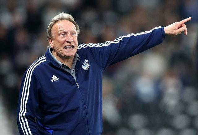 Warnock joined Middlesbrough after his spell at Cardiff