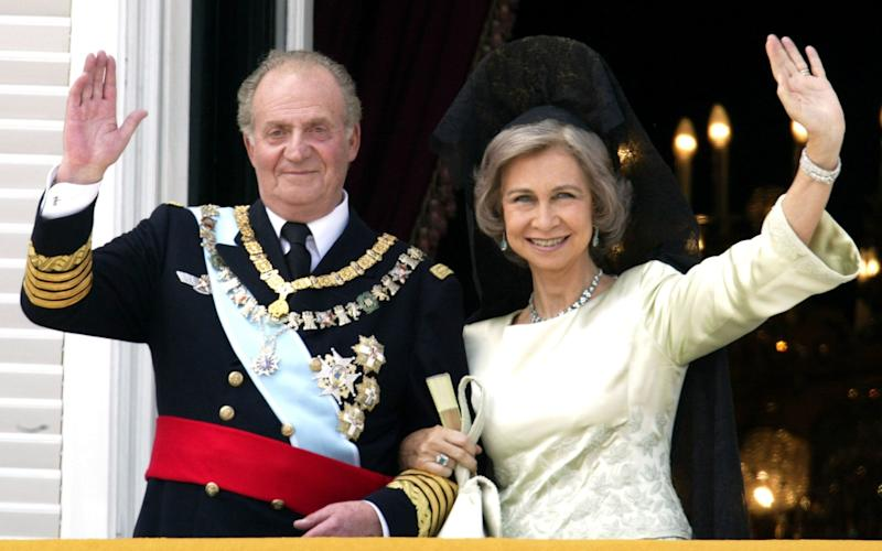 Spanish King Juan Carlos I abdicated in 2014 - Ian Waldie/Getty Images
