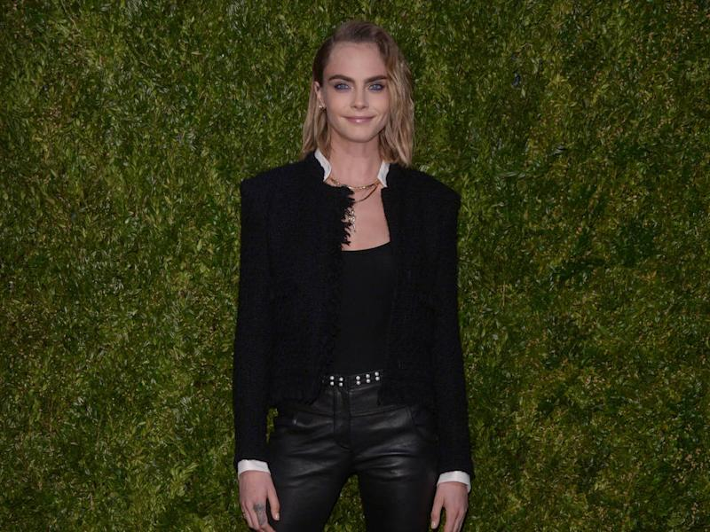 Cara Delevingne: 'Modelling had a negative impact on my acting'
