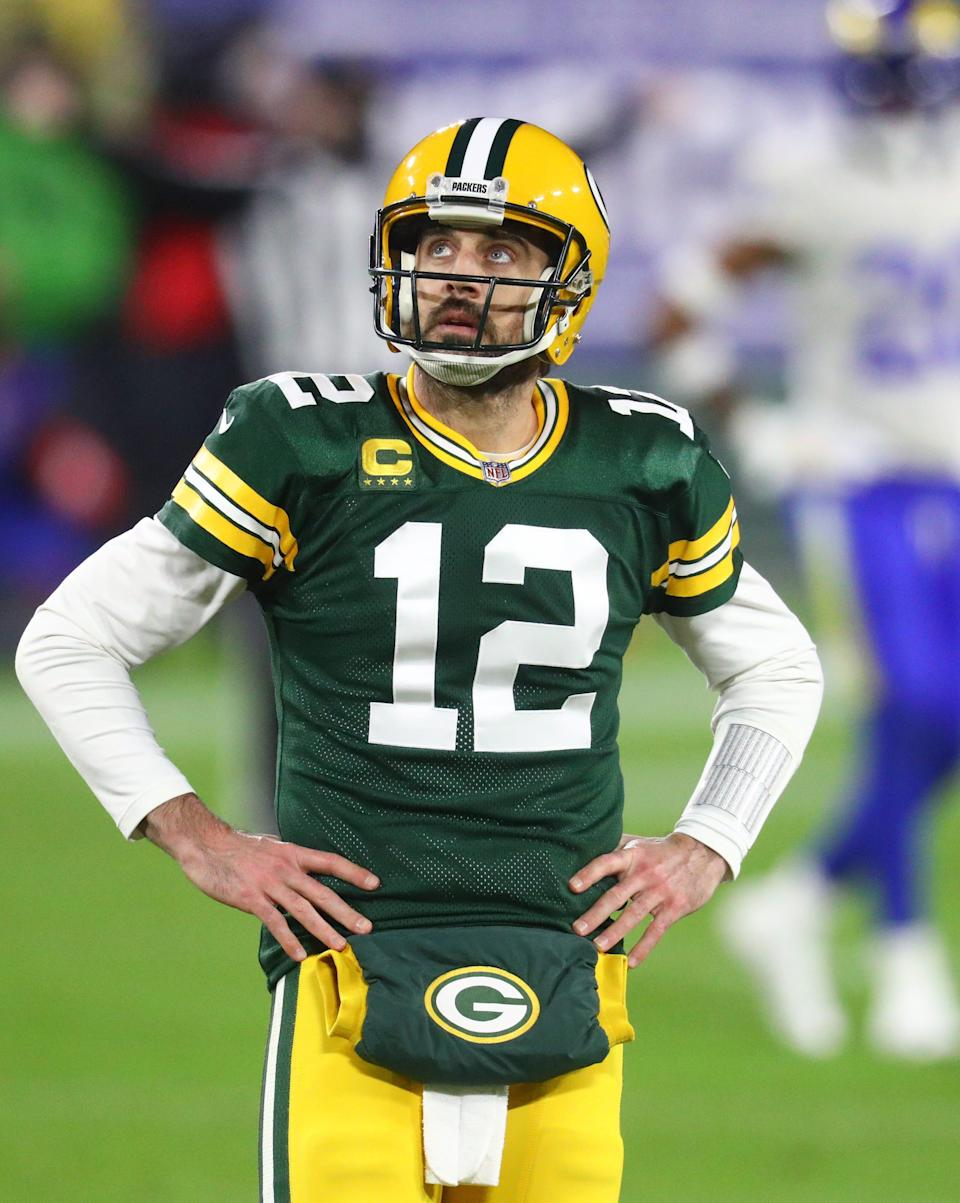 The standoff between Aaron Rodgers and the Packers continues.