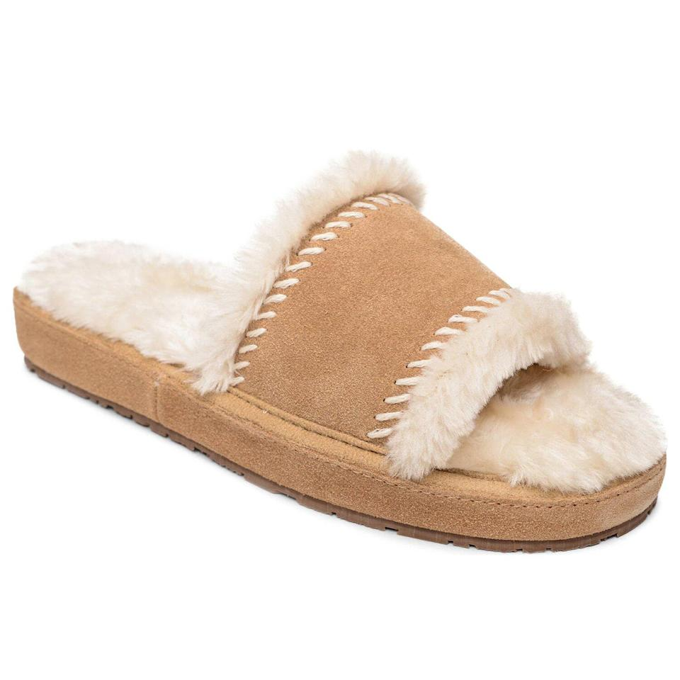 Faux Fur Slippers Fuzzy Slides