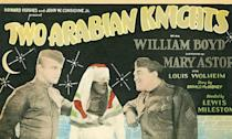 <p>Again at the First Oscars, the Best Director category was split into Comedy and Drama, similar to that of the Golden Globes. Lewis Milestone won for his movie<em> Two Arabian Nights</em> in 1929 and after that the subdivisions were merged into one. </p>