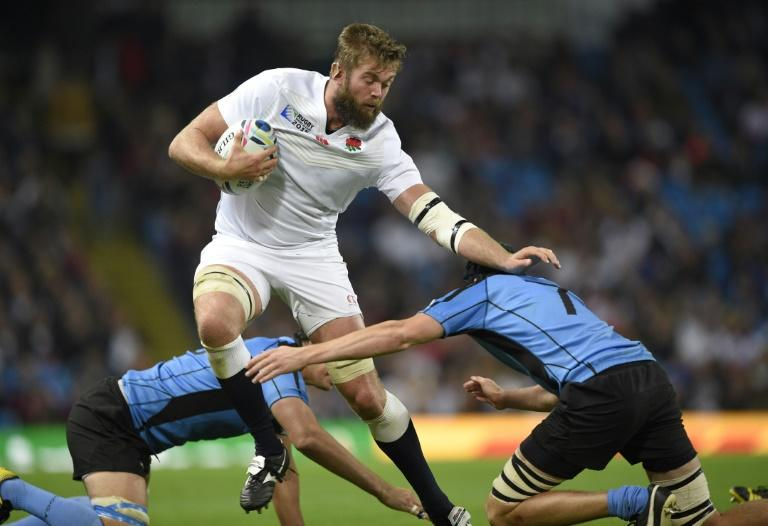 Wallabies turn to England's Parling as forwards coach