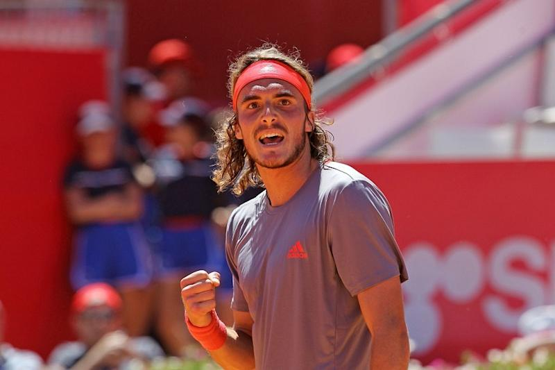 Stefanos Tsitsipas Reaches Career-High World No.6 Ahead of French Open