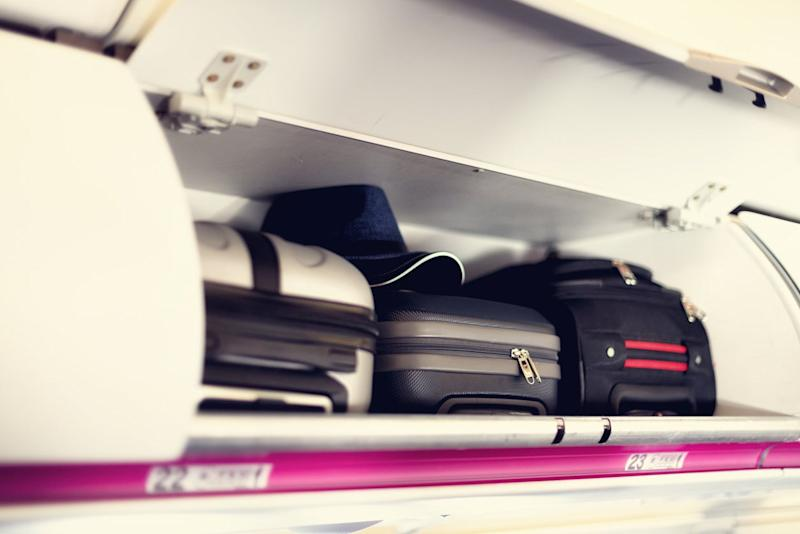 Charging for larger hand luggage bags could increase Ryanair's revenue: Getty Images/iStockphoto