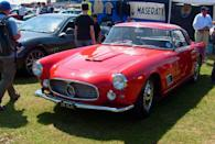 <p>The 3500 offered classic lines and a gutsy six-cylinder engine. It was Maserati's breakthrough into the production GT world.</p>