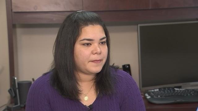 Marta MacCullagh was fired from her job as a second-grade teacher at Endeavour Elementary Magnet School in Florida for violating the district's drug-free workplace policy. (Photo: WFTV)