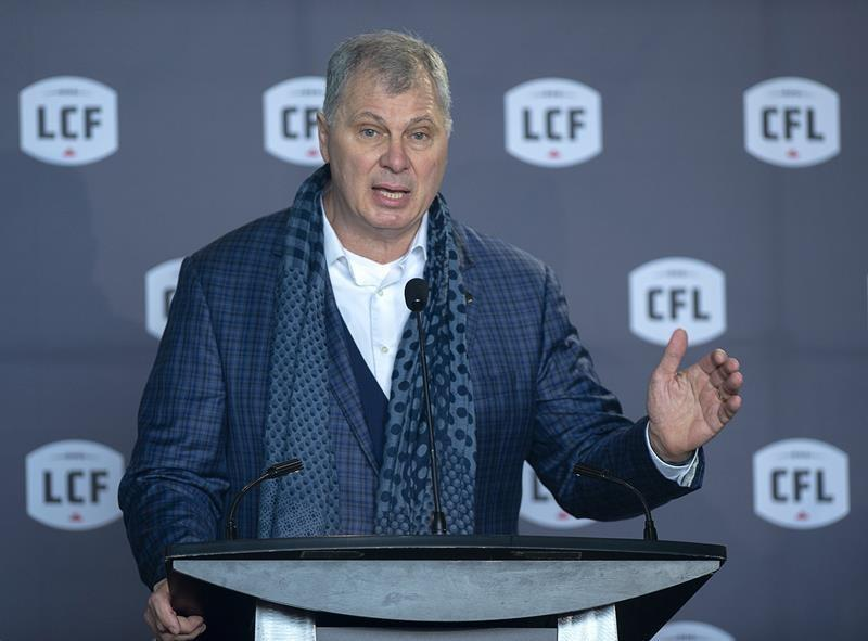 Source: CFL submits revised financial request to federal government