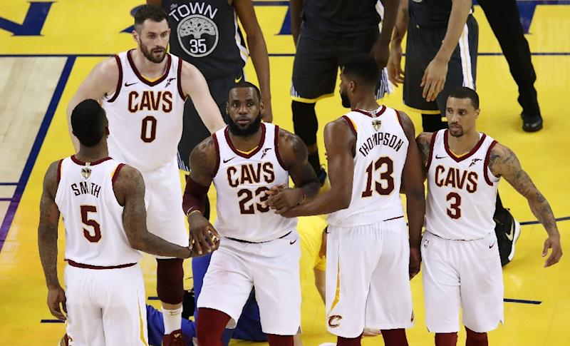 b1470b9fd895 Cavaliers face now-or-never home stand in NBA Finals
