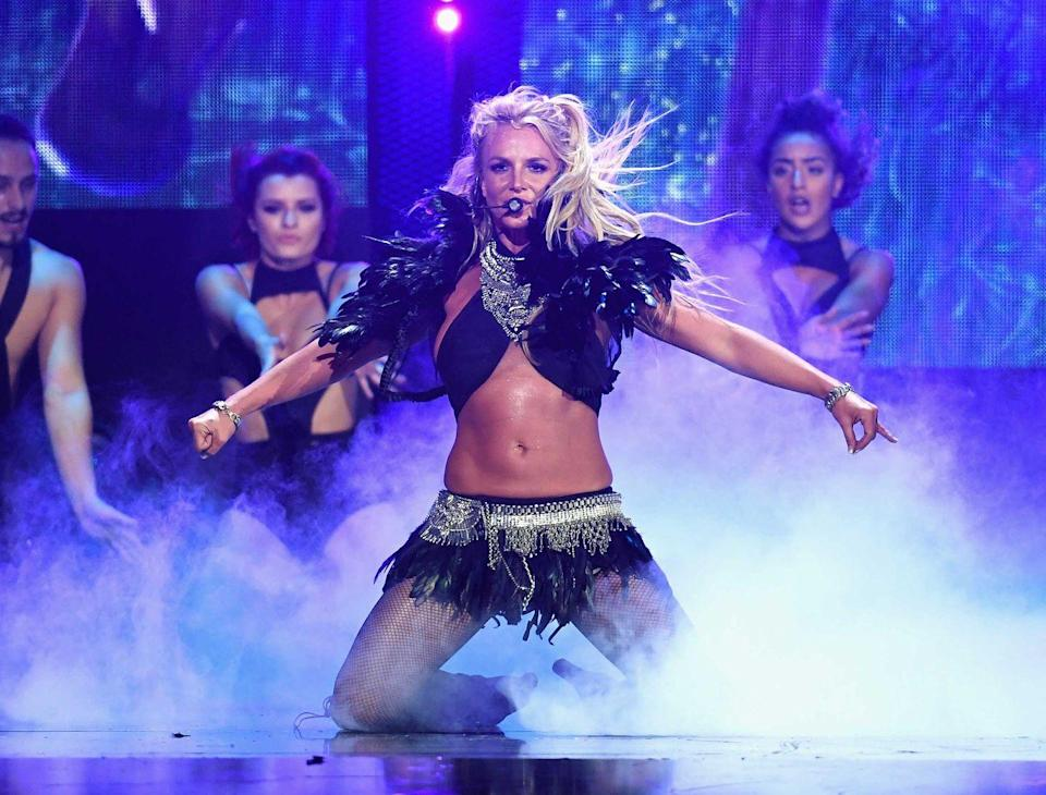 "<p><strong>Britney Spears </strong></p><p>Our sweet, Britney, oh where to begin. Britney Spears grew up in Kentwood, Louisiana and was singing and dancing at the age of two. She quickly shed her Disney persona and became America's sweetheart gone bad girl with hits like ""Oops!...I Did It Again"" and ""Toxic"". She grew up in the spotlight, making some of her greatest music in her darkest moments (yes, we're talking about <em>Blackout</em>). She's done everything from a Super Bowl Halftime Show to a Las Vegas residency—this Queen of Pop has paved the way for many pop artists to come.</p>"