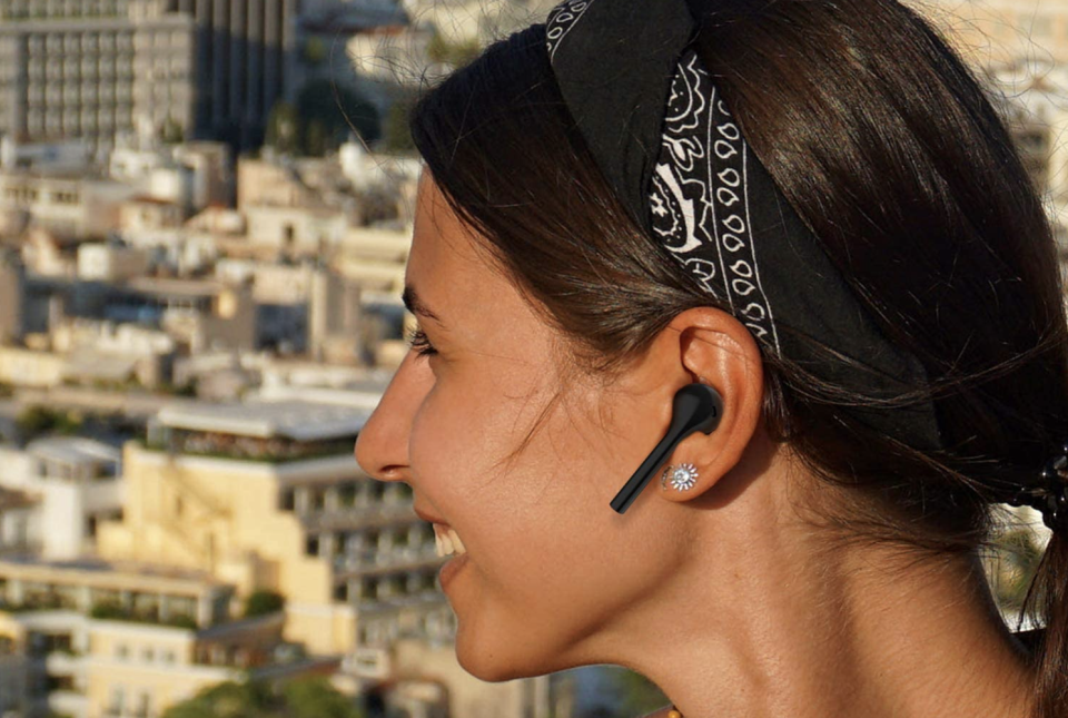 Mini Audífonos Inalámbricos Bluetooth 5.0. Foto: amazon.com.mx