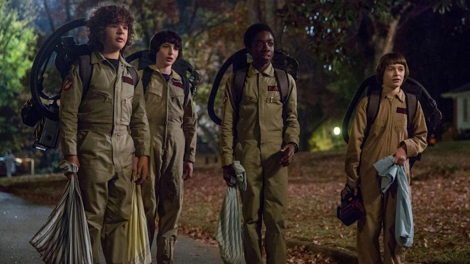 """<p><em>Stranger Things</em> is, in and of itself, a fairly spooky show, but there's a special sort of charm to the second episode of season 2, """"Trick or Treat, Freak."""" Not only does the episode capture Will's struggle with his lingering connection to the Upside Down, it also touches on that poignant period between childhood and adulthood when you still want to trick-or-treat but aren't sure it's cool anymore. It's a moment of reality in a deeply supernatural show that makes everything that comes after hit closer to home. </p><p><a class=""""link rapid-noclick-resp"""" href=""""https://www.netflix.com/title/80057281"""" rel=""""nofollow noopener"""" target=""""_blank"""" data-ylk=""""slk:Watch now"""">Watch now</a></p>"""