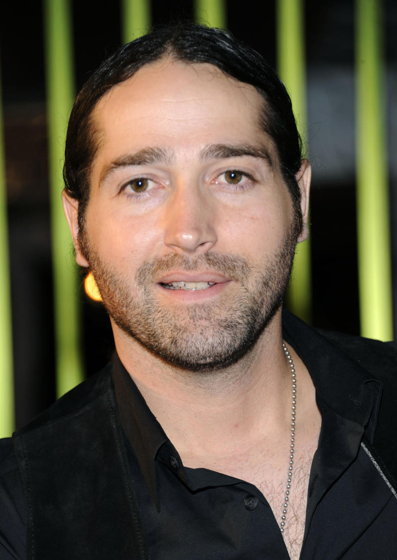 FILE - In this Nov. 8, 2011 file photo, Josh Thompson arrives at the 59th Annual BMI Country Awards in Nashville, Tenn. Three Blackfeet tribal leaders were indicted Tuesday Jan. 8, 2013, on charges they held illegal big-game hunts for a film crew and country music stars including Thompson and Justin Moore, but supporters say the accusations stem from an internal tribal power struggle. (AP Photo/Evan Agostini, File)