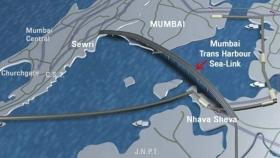 35 years on, Mumbai Trans Harbour Link taking shape