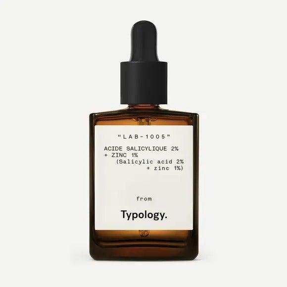 "This salicylic acid serum has countless five-star reviews, and for good reason. It combines a dream team of 2% salicylic acid to unclog pores and resurface bumpy skin texture, and 1% zinc, known for mopping up excess oil on the skin. If your ultimate bugbear is a shiny T-zone come 3pm, it's one for you.<br><br><strong>Typology</strong> Local Blemishes Serum 2% Salicylic Acid + 1% Zinc, $, available at <a href=""https://uk.typology.com/products/salicylic-acid-serum?variant=3665467003628"" rel=""nofollow noopener"" target=""_blank"" data-ylk=""slk:Typology"" class=""link rapid-noclick-resp"">Typology</a>"