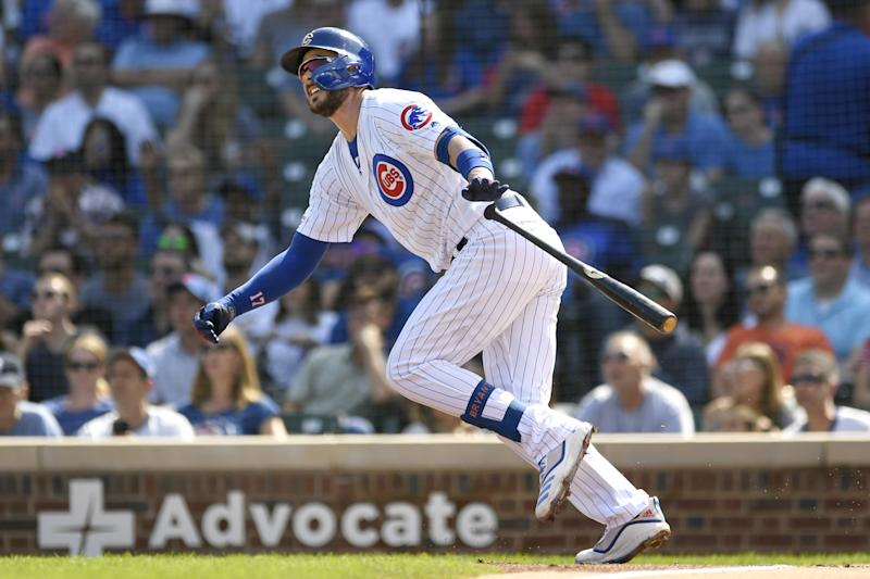 Cubs, Baez avoid arbitration with 1-year, $10M pact