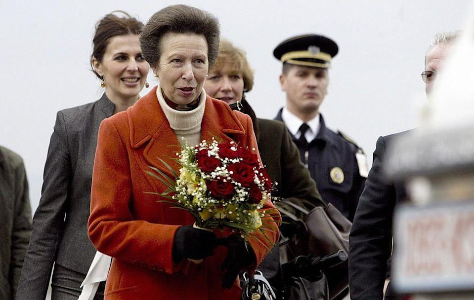 <p>Princess Anne becomes the first British Royal to visit Kosovo since its independence during her three-day visit.</p>