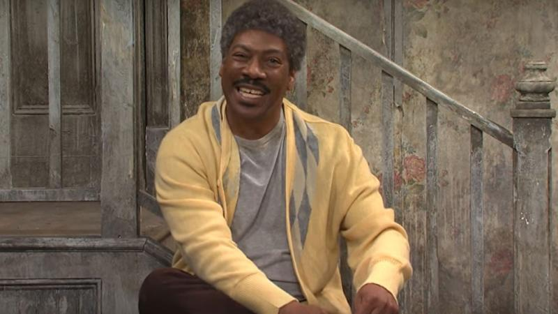 Eddie Murphy Brings Back Some Iconic 'Saturday Night Live' Characters With Updated Twists