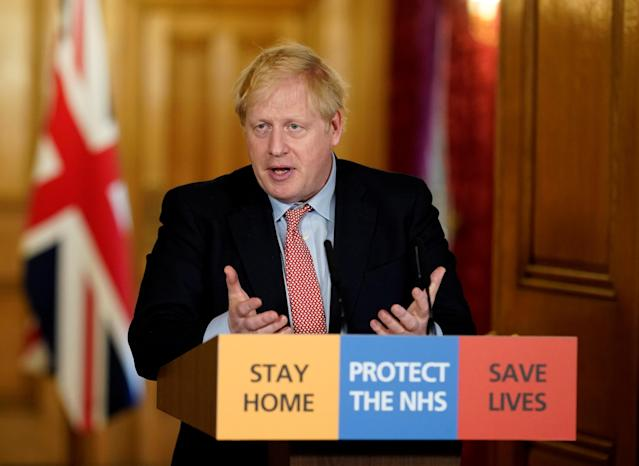 Here is everything Boris Johnson has done since the coronavirus outbreak. (Picture: Andrew Parsons/Pool via REUTERS)