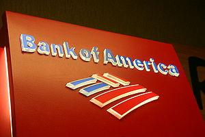 Bank Of America Shares Hit $4.99, One-Year Low