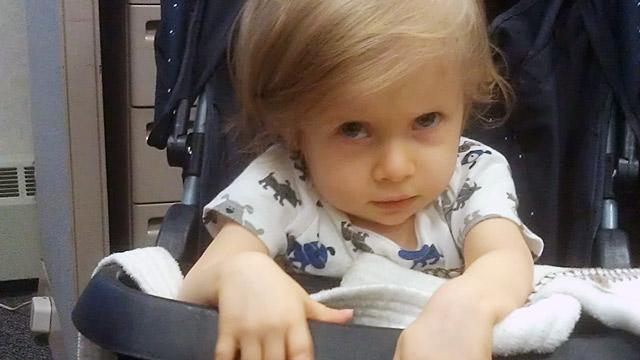Missing LA Toddler Found in Kentucky