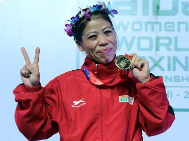 Mary Kom's sixth World Championships gold shows fire to excel still rages in her belly despite multiple setbacks