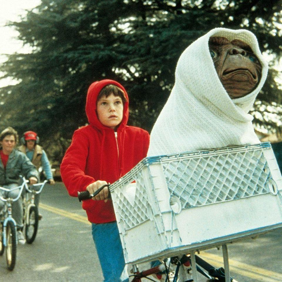 "<p>Before the <em>Strangers Things </em>kids were investigating their suburban extraterrestrial drama on bicycles, the kids in Steven Spielberg's iconic movie had it down pat. If you're already an established fan of this adored story, indoctrinating younger viewers is just as satisfying as watching the friendly alien find home for the first time.</p><p><a class=""link rapid-noclick-resp"" href=""https://www.netflix.com/watch/60022398?source=35"" rel=""nofollow noopener"" target=""_blank"" data-ylk=""slk:Watch Now"">Watch Now</a></p>"
