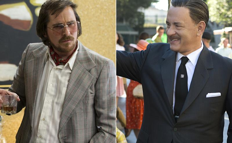 American Hustle, Saving Mr. Banks