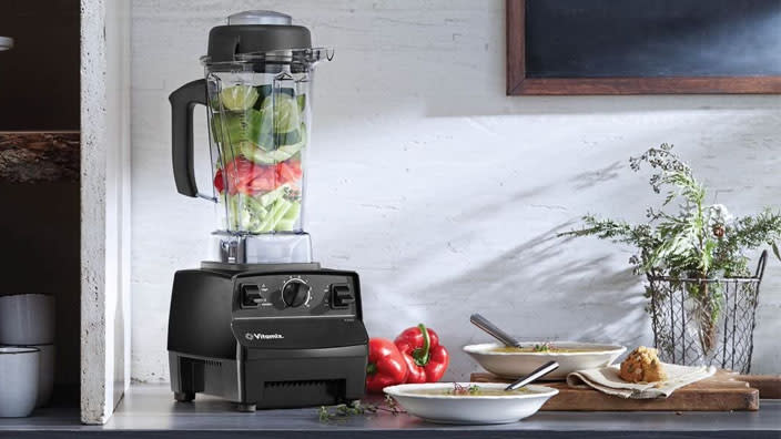 Amazon's drastically cut prices on blenders by Vitamix, Ninja and more for Prime Day! (Photo: Amazon)