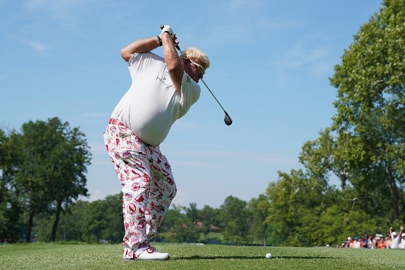 At 52, John Daly Turns Back Clock To Share Czech Masters Lead