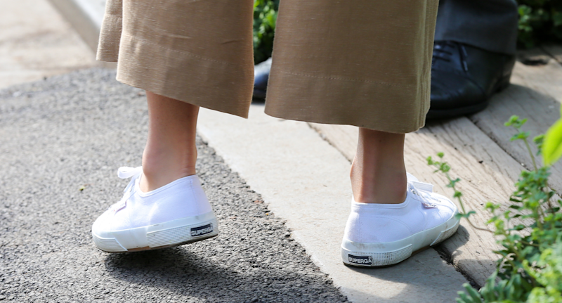 Kate Middleton has been wearing these $83 shoes on repeat