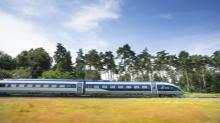 North Americans are flocking to the Eurostar train