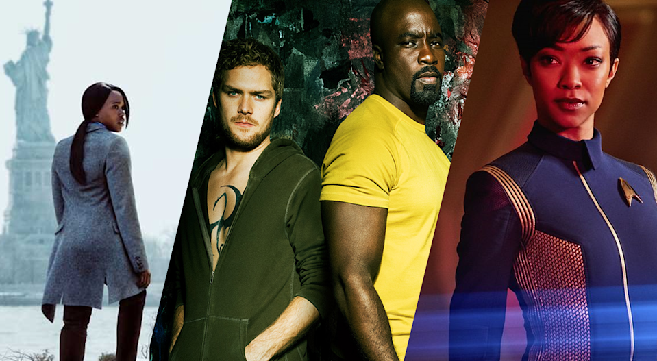 Seven Seconds, The Defenders, and Star Trek: Discovery (Netflix)