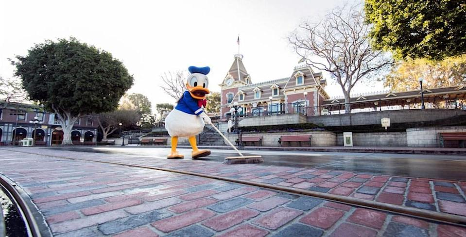 What If Disneyland Doesn't Open Again Until 2022?