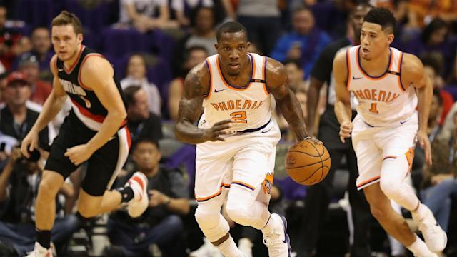 The Bucks got a quality point guard in Eric Bledsoe while the Suns received a weak return package. SN's Danny Leroux breaks down the trade between Milwaukee and Phoenix.