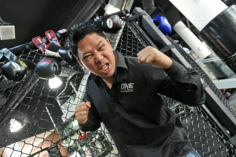 Victor Cui is CEO and owner of ONE Championship, the main muscle behind the MMA explosion in Asia claiming 90 percent of the region's market share