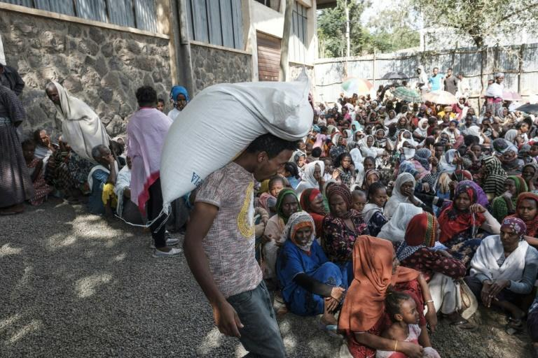 Millions of people need food assistance, the government's Tigray Emergency Coordination Centre says