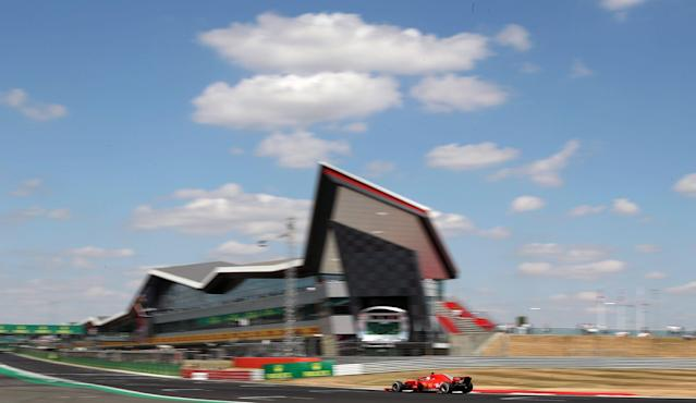 The British Grand Prix at Silverstone will be screened live on Channel 4 (David Davies/PA)
