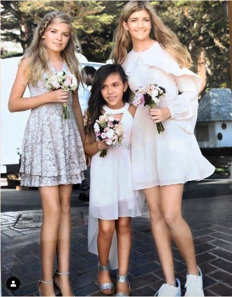 Denise Richards' daughters