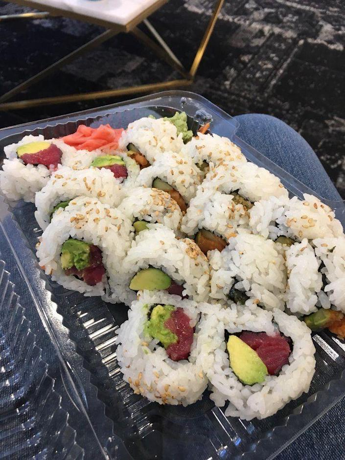 """<p><strong><a href=""""https://www.yelp.com/biz/sushi-takatsu-minneapolis"""" rel=""""nofollow noopener"""" target=""""_blank"""" data-ylk=""""slk:Sushi Takatsu"""" class=""""link rapid-noclick-resp"""">Sushi Takatsu</a>, Minneapolis </strong></p><p>""""You won't find better sushi at a better price anywhere else in downtown Minneapolis, and the best item on the menu is definitely their sushi bowl."""" — Yelp user <a href=""""https://www.yelp.com/user_details?userid=mAFU8twNvd8-9MYbf2fHuQ"""" rel=""""nofollow noopener"""" target=""""_blank"""" data-ylk=""""slk:Derek P."""" class=""""link rapid-noclick-resp"""">Derek P.</a></p><p>Photo: Yelp/<a href=""""https://www.yelp.com/user_details?userid=I2owOyPHlcXYfhXr8hvodw"""" rel=""""nofollow noopener"""" target=""""_blank"""" data-ylk=""""slk:Avelina A."""" class=""""link rapid-noclick-resp"""">Avelina A.</a></p>"""