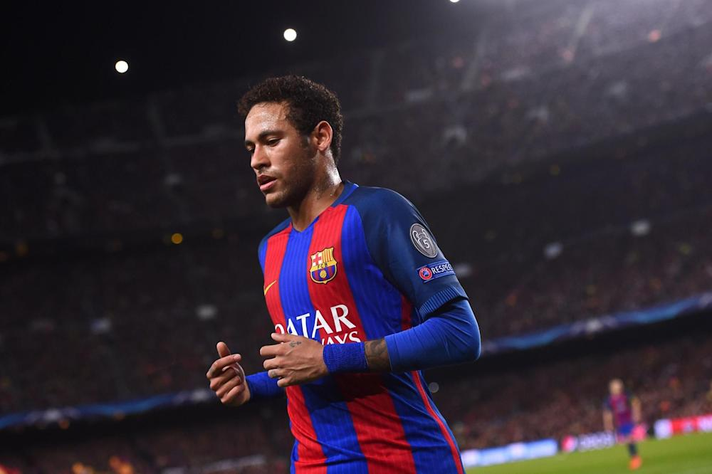 Neymar has become a crucial player for both Barca and Brazil: AFP/Getty Images