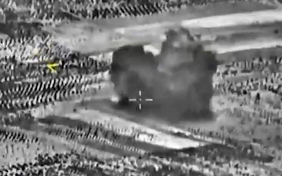Russian air strikes targeting civilian infrastructure in Syria's Idlib may amount to war crimes, Human Rights Watch says - Russian Defence Ministry