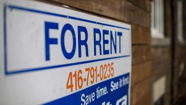 The estimated amount of unpaid rent reached $55 million in Toronto last year.