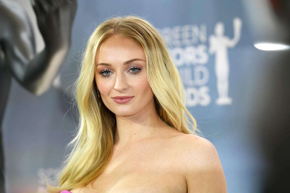 Sophie Turner pictured in 2020. (Photo: Mike Coppola/Getty Images for Turner)