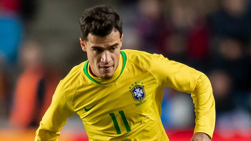 Philippe Coutinho admits Barcelona form has been