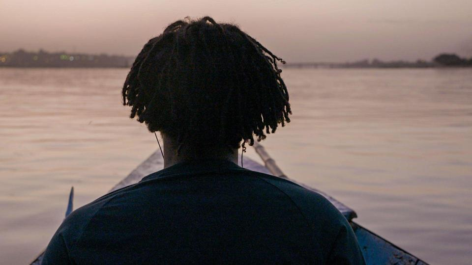 On the River Niger at Niamey, capital of Niger (BBC / Inside Out Films/ LemKino Pix)
