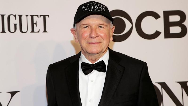 Playwright Terrence McNally